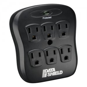 Tripp Lite SK6-0B 6-Outlets Surge Suppressor