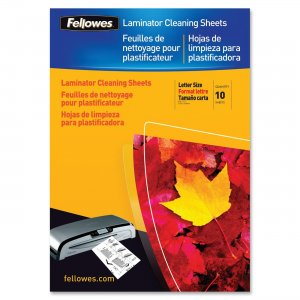 Fellowes 5320603 Laminator Cleaning Sheets 10pk