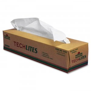 SKILCRAFT 7920005436492 TechLites One-ply Cleaning Wipes