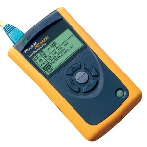 Fluke Networks LRPRO-1000 LinkRunner Pro Network Multimeter