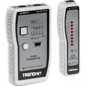 TRENDnet TC-NT2 Professional Cable Analyzer