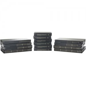 Cisco SG300-10PP-K9-JP 10-Port Gigabit PoE+ Managed Switch SG300-10PP
