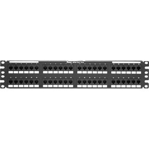 Panduit DP48688TGY 48-Port Network Patch Panel