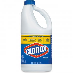 Clorox 30769CT Regular-Bleach Concentrated CLO30769CT