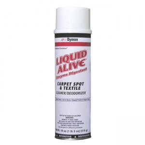 ITW Dymon 33420 Liquid Alive Carpet Stain Remover ITW33420