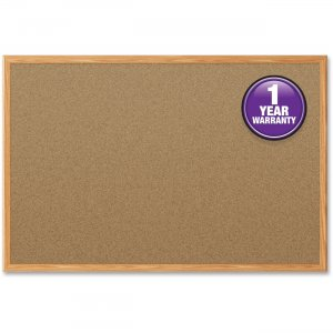 Mead 85365 Cork Surface Bulletin Board MEA85365