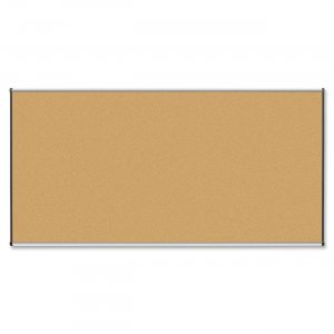 Lorell 60645 Satin Finish Natural Cork Board LLR60645
