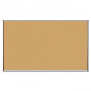 Lorell 60646 Satin Finish Natural Cork Board LLR60646