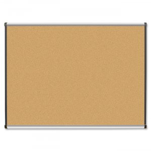 Lorell 60647 Satin Finish Natural Cork Board LLR60647