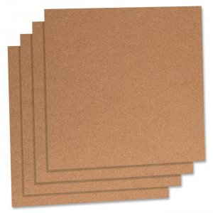 Lorell 84172 Natural Cork Panels LLR84172