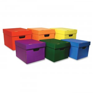 Classroom Keepers 001333 Storage Tote Assortment PAC001333