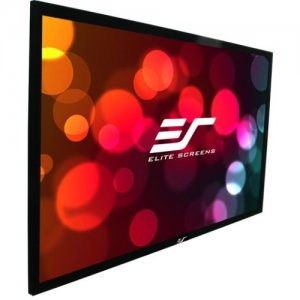 Elite Screens R110DHD5 ezFrame Projection Screen