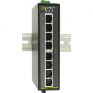 Perle 07010460 Industrial Ethernet Switch IDS-108F-S1SC40U