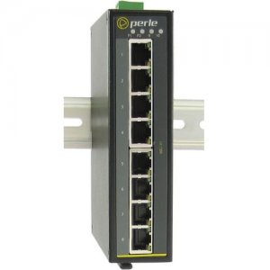 Perle 07010620 Industrial Ethernet Switch IDS-108F-DS1SC40U