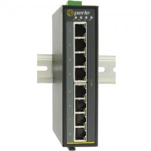 Perle 07010670 IDS-108F Industrial Ethernet Switch IDS-108F-S2SC20-XT