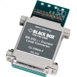 Black Box CL1090A-F RS-232 to Current Loop Converter