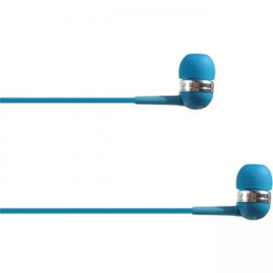 4XEM 4XIBUDBL Ear Bud Headphone Blue
