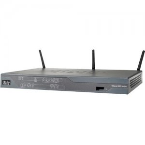 Cisco C886VAJ-K9 VDSL/ADSL Annex J over ISDN Multi-mode Router 886