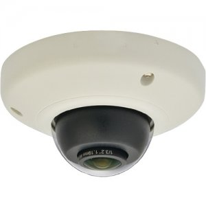 LevelOne FCS-3092 Panoramic Dome Network Camera, 5-Megapixel, PoE 802.3af, WDR