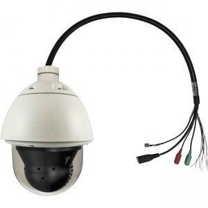 LevelOne FCS-4042 PTZ Dome Network Camera, PoE+ 802.3af/at, 2-Megapixel, Outdoor, 30x