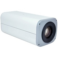 LevelOne FCS-1160 Zoom Network Camera, 5-Megapixel, PoE 802.3af, Day & Night, 12x, WDR