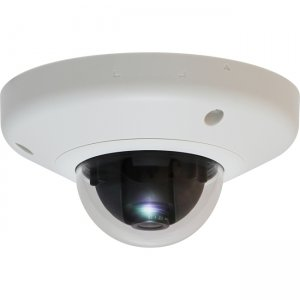 LevelOne FCS-3054 Fixed Dome Network Camera, 3-Megapixel, PoE 802.3af