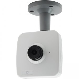 LevelOne FCS-0051 Fixed Network Camera, 5-Megapixel, PoE 802.3af, WDR
