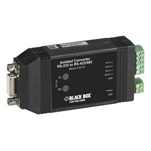 Black Box IC821A Universal RS-232 to RS-422/485 Converter