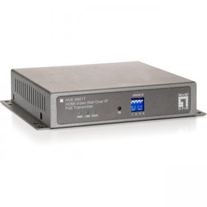 LevelOne HVE-6601T HDMI Video Wall Over IP PoE Transmitter