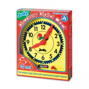 Judy Instructo 0768218624 Judy Instructo Judy Digital Clock Clock