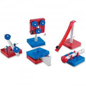 Learning Resources LER2442 Simple Machines Set