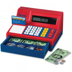 Pretend & Play LER2629 Pretend & Play Calculator Cash Register