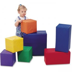 Childrens Factory 321530 7-piece Sturdiblock Set