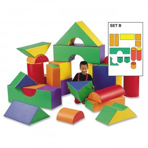 "Childrens Factory 321620 Large 12"" Module Blocks Sets"