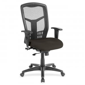 Lorell 8620504 High-Back Executive Chair