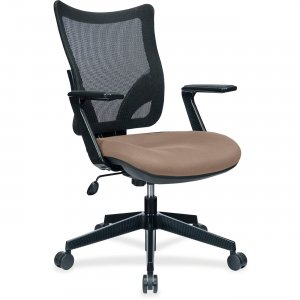 Lorell 2597303 S-8 Task Mesh Back Task Chair