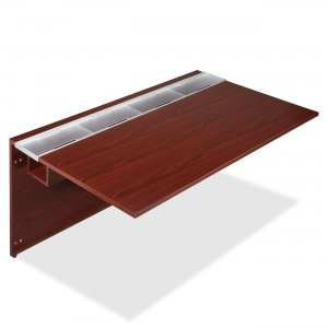 Lorell 81912 Concordia Laminate Desk Ensemble