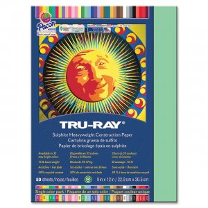 Tru-Ray 103015 Sulphite Construction Paper PAC103015