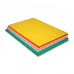Pacon 5512 Economy Foam Board PAC5512