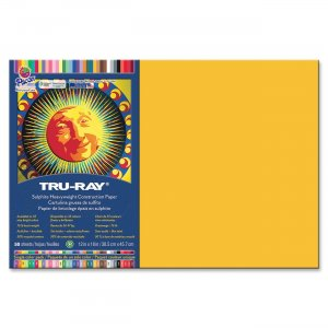 Tru-Ray 102998 Heavyweight Construction Paper PAC102998
