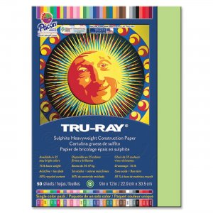 Tru-Ray 103005 Heavyweight Construction Paper PAC103005