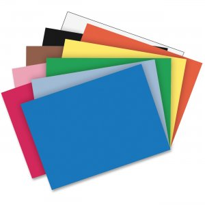 Riverside 1035035 Acid Free All-Purpose Construction Paper PAC1035035