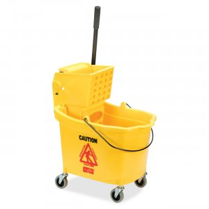 SKILCRAFT 3433776 Wet Mop/Bucket and Wringer Combo NSN3433776