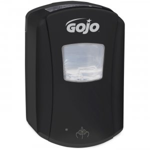 GOJO 138604CT LTX-7 Black Touch-free Soap Dispenser GOJ138604CT
