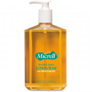 GOJO 975212 MICRELL Antibacterial Lotion Liquid Soap GOJ975212