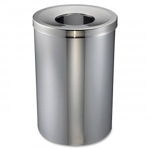 Genuine Joe 58895 Open Mouth Waste Receptacle GJO58895
