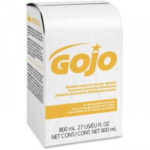 GOJO 9102-12 Moisturizing Lotion Soap GOJ910212