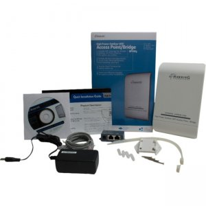 Hawking HPOW5 High Power Outdoor WiFi Access Point / Bridge