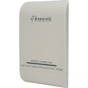 Hawking HPOW10D High Power Outdoor WiFi Directional Access Point / Bridge
