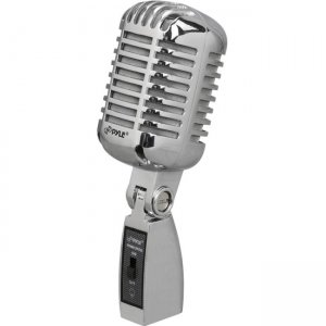 PylePro PDMICR42SL Classic Retro Microphone